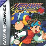Mega Man Battle Network GBA
