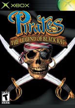 Pirates- The Legend of Black Kat Xbox