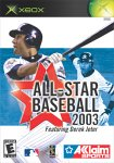 All-Star Baseball 2003 Xbox