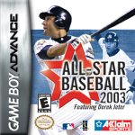 All-Star Baseball 2003 GBA