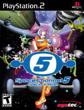 Space Channel 5 PS2