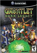 Gauntlet: Dark Legacy for GameCube last updated Jan 23, 2008
