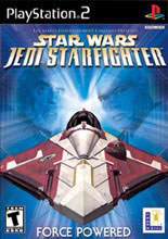 Star Wars Jedi Starfighter PS2