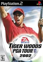Tiger Woods PGA Tour 2002 PS2