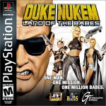 Duke Nukem: Land of the Babes PSX