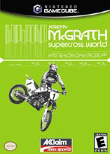 Jeremy McGrath Supercross World GameCube