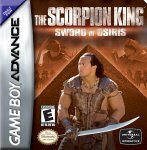 The Scorpion King: Sword of Osiris GBA