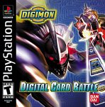 Digimon Card Battle PSX