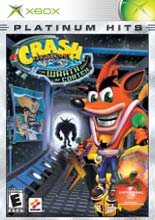 Crash Bandicoot: The Wrath of Cortex Xbox