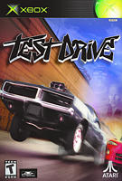 Test Drive for Xbox last updated Aug 09, 2003