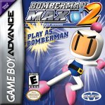 Bomberman Max 2: Blue Advance GBA