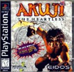 Akuji: The Heartless PSX