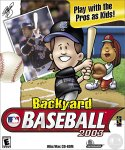 Backyard Baseball 2003 PC
