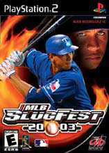 MLB Slugfest 2003 PS2