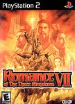 Romance of the Three Kingdoms VII PS2