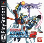 Gundam Battle Assault 2 PSX