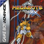 Medabots AX: Metabee Version (Red) GBA