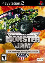 Monster Jam: Maximum Destruction PS2