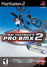 Mat Hoffman's Pro BMX 2 for PlayStation 2 last updated Dec 15, 2007