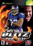 NFL Blitz 2003 for Xbox last updated Apr 08, 2003