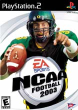NCAA Football 2003 PS2