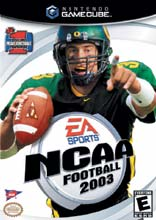NCAA Football 2003 GameCube