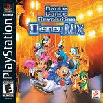 Dance Dance Revolution: Disney Mix PSX
