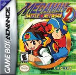 Megaman Battle Network 2 GBA