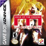 Zone of the Enders: The Fist of Mars GBA