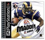 Madden NFL 2003 for PlayStation last updated Jan 27, 2003