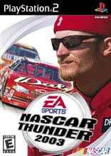 NASCAR Thunder 2003 for PlayStation 2 last updated Dec 15, 2007