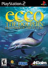Ecco The Dolphin: Defender of the Future PS2