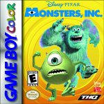 Monsters, Inc. Game Boy