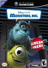 Monsters, Inc.: Scream Arena GameCube