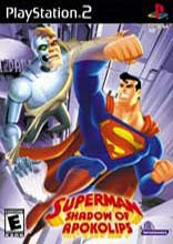 Superman: Shadow of Apokolips PS2