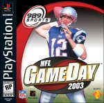 NFL Gameday 2003 PSX