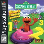 Elmo's Number Journey PSX