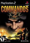 Commandos 2: Men of Courage PS2