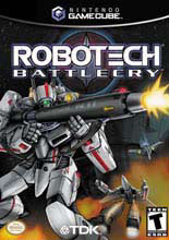 Robotech: Battlecry for GameCube last updated Feb 13, 2008