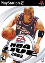 NBA Live 2003 for PlayStation 2 last updated Aug 20, 2003