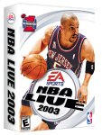NBA Live 2003 for PC last updated Mar 23, 2003