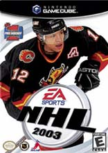 NHL 2003 for GameCube last updated May 24, 2008