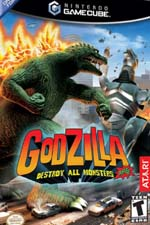 Godzilla: Destroy All Monsters GameCube