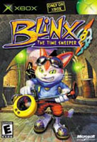 Blinx: The Time Sweeper Xbox