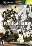 Steel Battalion Xbox