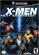 X-Men: Next Dimension for GameCube last updated Jan 23, 2008