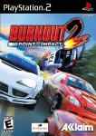 Burnout 2: Point of Impact PS2