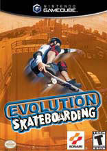 Evolution Skateboarding GameCube