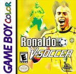 Ronaldo V-Soccer Game Boy
