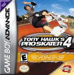 Tony Hawk's Pro Skater 4 for Game Boy Advance last updated Apr 07, 2003